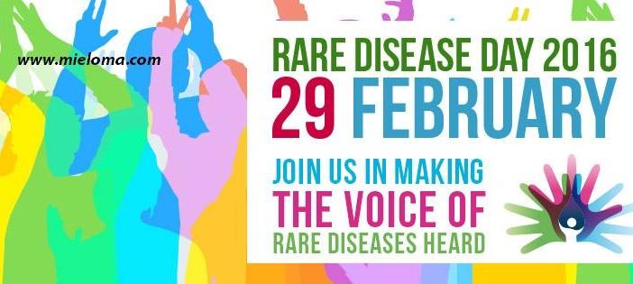 Mieloma. Día mundial de las enfermedades raras 2016